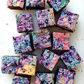 Galaxy Brownies