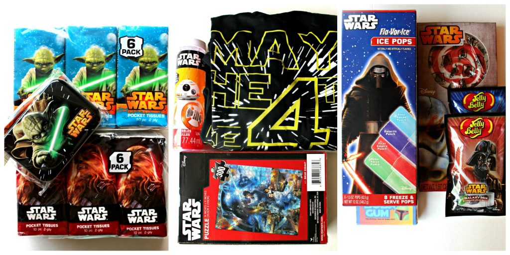 May the 4th Be With You/ Star Wars Military Care Package