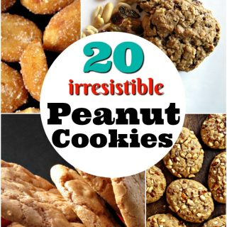 20 Irresistible Peanut Cookies to Bake Right Now