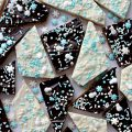 Sugar Cookie Chocolate Bark