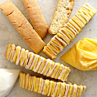 Lemon Biscotti