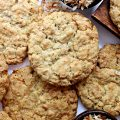 Roasted Coconut Crunch Cookies