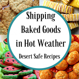 Shipping Baked Goods in Hot Weather
