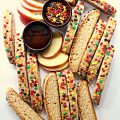 Apple Cinnamon Biscotti