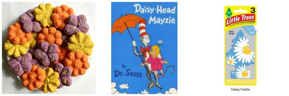 Daisy Head Mayzie book and gifts