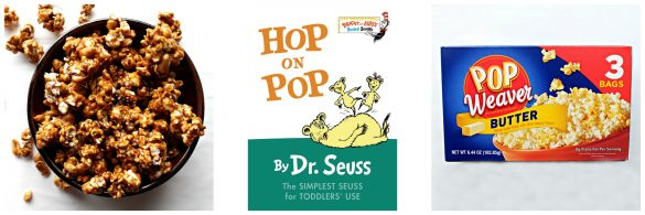 Hop on Pop book and gifts