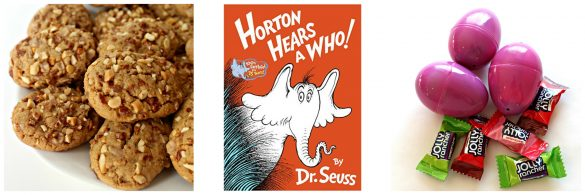 Horton Hears a Who book and gifts