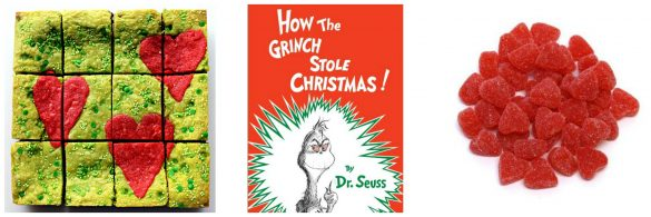 How the Grinch Stole Christmas book and gifts