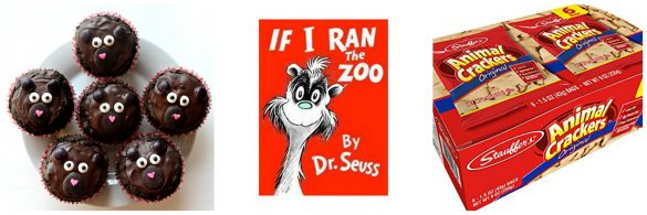 If I Ran the Zoo book and gifts