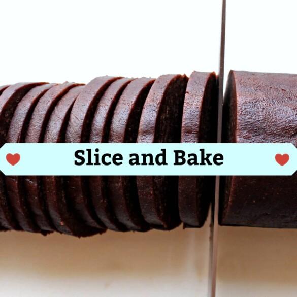 Slice and Bake Cookies